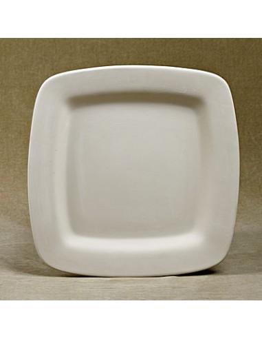 Piatto Quadrato cm 32