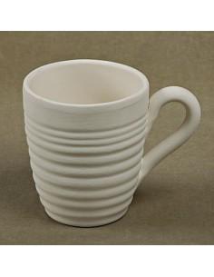 Mug con righe