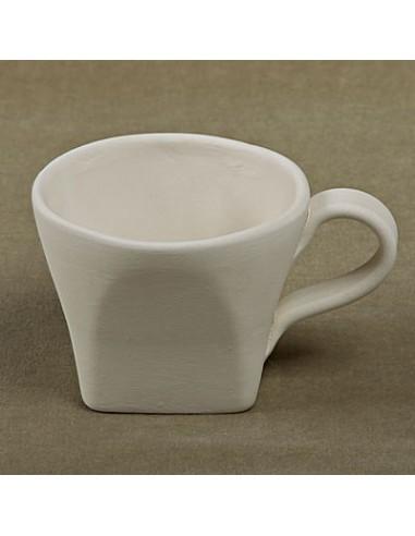 Tazza tè quadrata