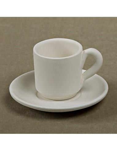 Tazzina caffè c/piattino