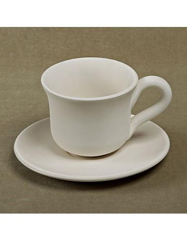 Tazza cappuccino c/piatto