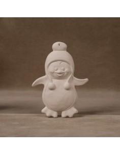 Pinguino 3D Decorazione