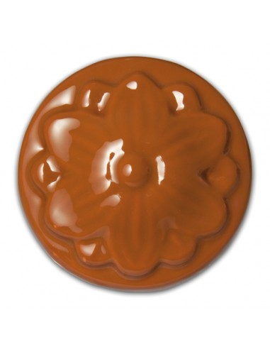 "Caramel Swirls ""16 Oz. Sq."""