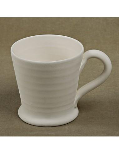 Footed Cone mug