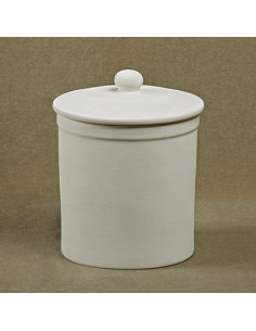 Lg. Canister w/lid